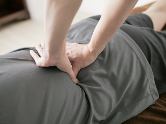 明石で腰痛のお悩みは【慢性腰痛専門整体 めいはん】まで