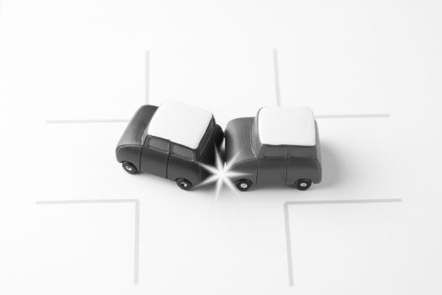 交通事故によって起きる身体の不調