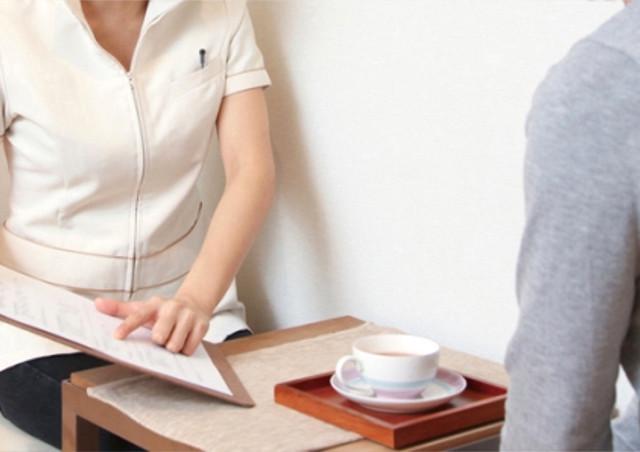 【慢性腰痛専門整体 めいはん】への予約や営業時間・施術内容の問い合わせはお気軽に