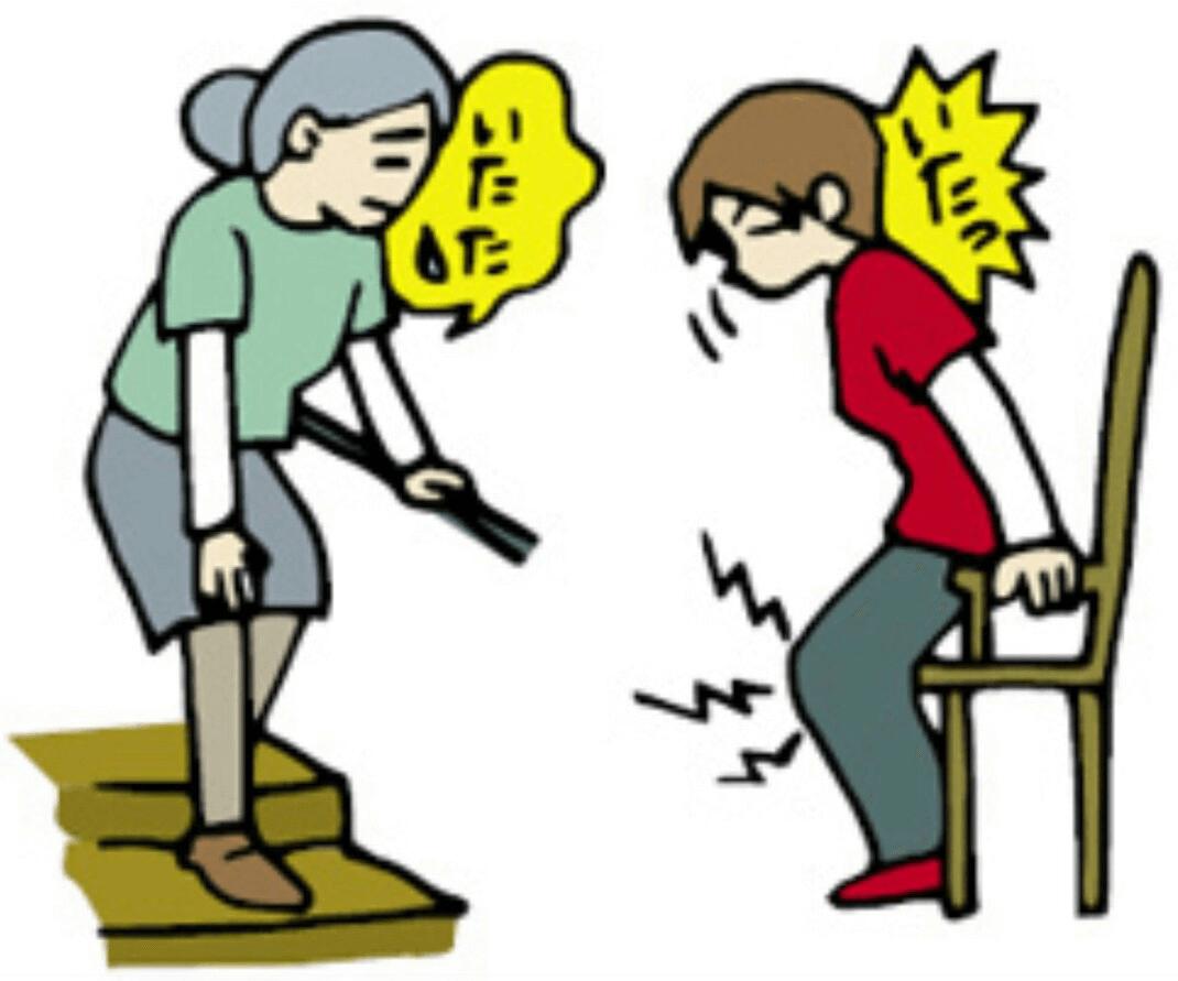 ひざ痛のイメージ画像